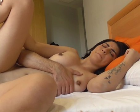 Amateur De La Latina Caliente Kitty Love